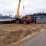 сборно разборные блок контейнеры транспак