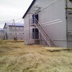 Строительство Чаяндинское НГКМ Общежитие контейнекс